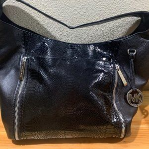 Michael Kors Large Black Bag